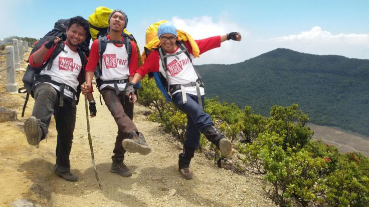 Cerita Pendakian Gunung Gede via Putri Turun Cibodas