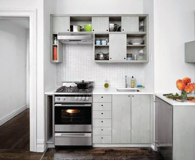 45 Gorgeous Small Kitchens