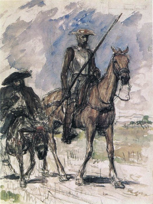Валентин Александрович Серов (1865-1911гг)