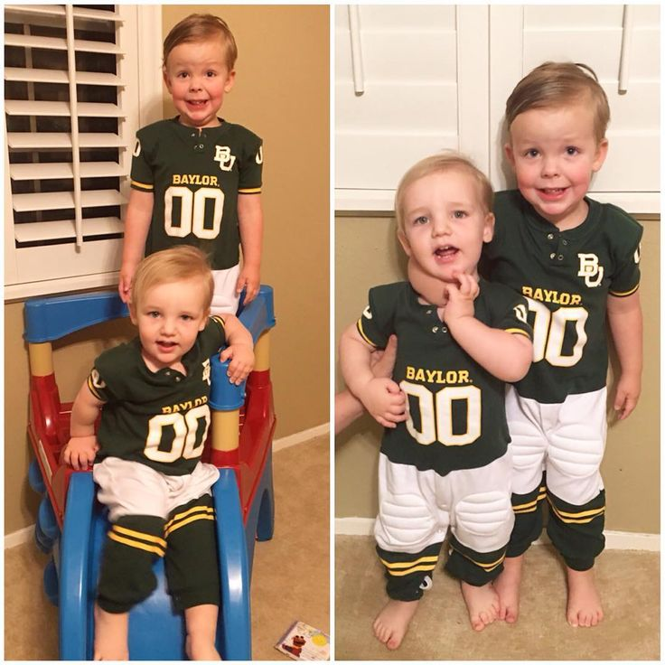 Baylor football pajamas? Yes please!