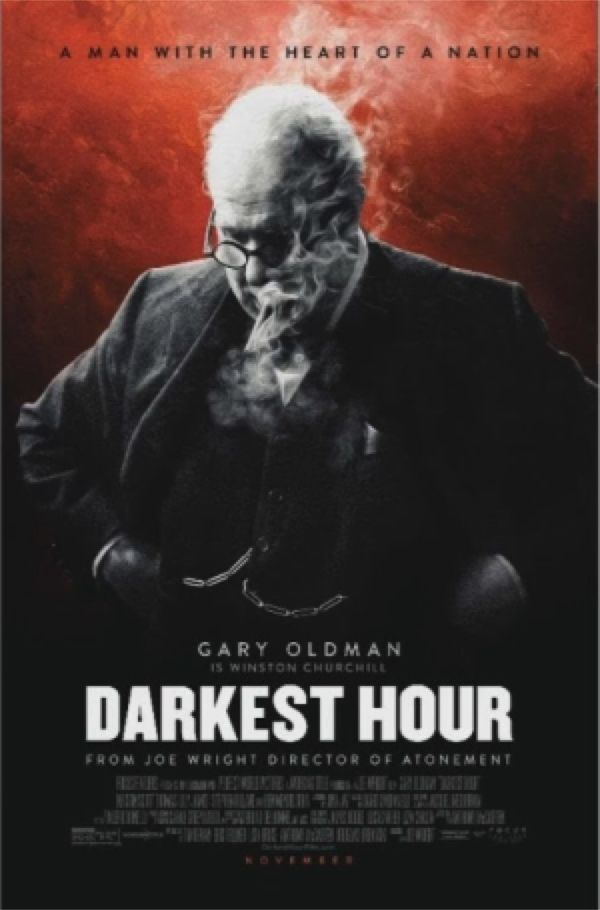 The Darkest Hour (Best Makeup & Hair styling) - Controversial politician Winston Churchill is appointed prime minister during the early days of World War II and is faced with the momentous choice of continuing to fight or trying to parlay with Hitler. With the fall of France and the possibility of a German invasion, Churchill knows his decision will affect the entire free world.