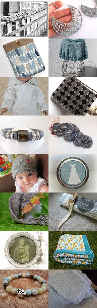 Gray clouds, autumn rains by Eni Toth on Etsy--Pinned with TreasuryPin.com