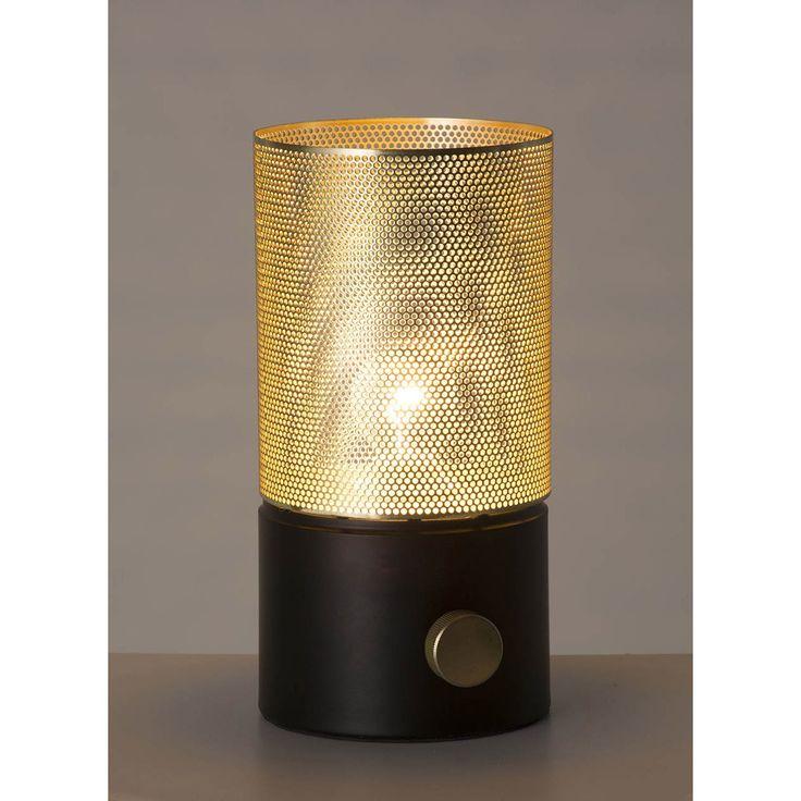 Lampe E14 91505 Corep Metal Laiton 40 W Laiton Lampe Metal