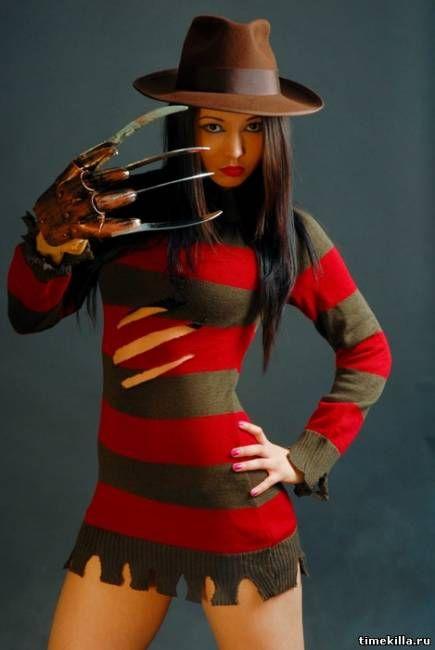 "fem!Фредди Крюгер (""A Nightmare on Elm Street"")"