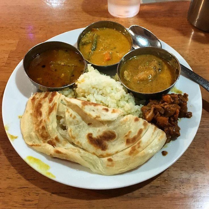 ニルヴァナムのランチビッフェ 有名店だが初来店評判通りハズレがなく全部美味しい今まで来なかったのが悔やまれる(; #ニルヴァナム #カレー #curry #神谷町 #虎ノ門