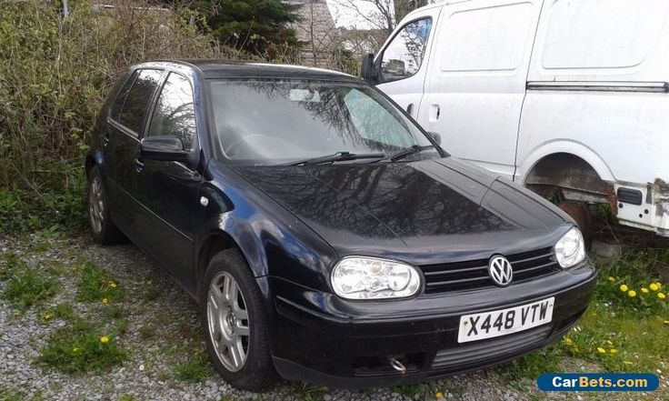 VW Golf GT 1.9 TDI PD 6 Speed MK4 2000 Spares or Repair #vwvolkswagen #golfgttdi #forsale #unitedkingdom