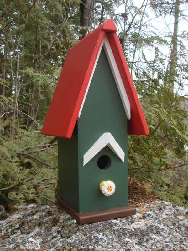 52 best Unique Bird Houses images on Pinterest