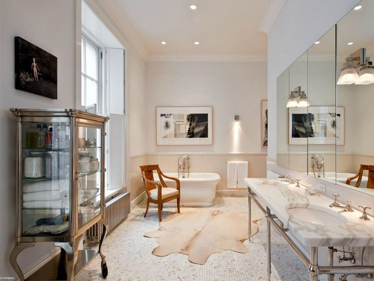 Magnificent 1862 limestone loft mansion in the heart of tribeca of usable interior space 144 duane is one of the largest and most