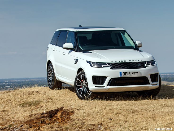 Pin by Renáta Rieggerová on Range Rover in 2020 Range