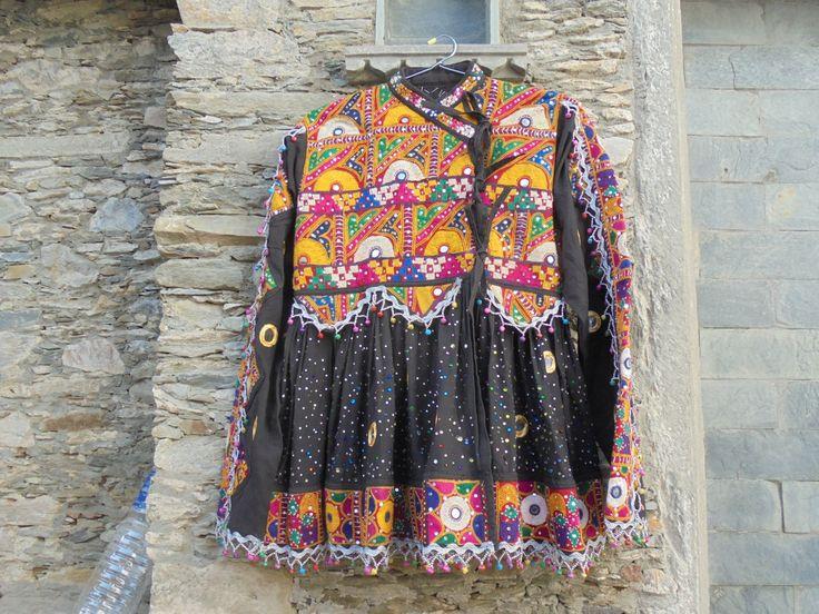 Genuine Vintage Rabari Gypsy Tribal Dancing Jacket Coat from Gujarat India. by Lallibhai on Etsy