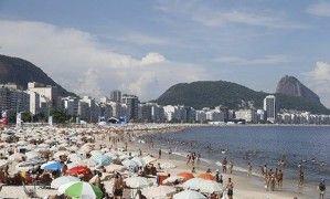 Orla de Copacabana Foto: Guito Moreto