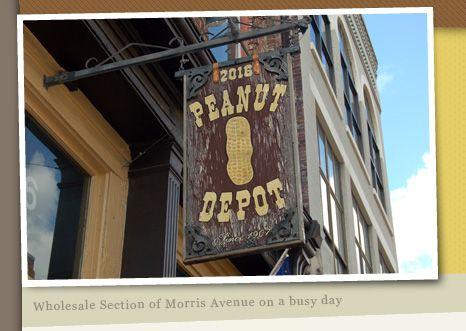 ... Peanut, Birmingham Alabama, Peanut Lovers, Antiques Nut, Peanut Depot