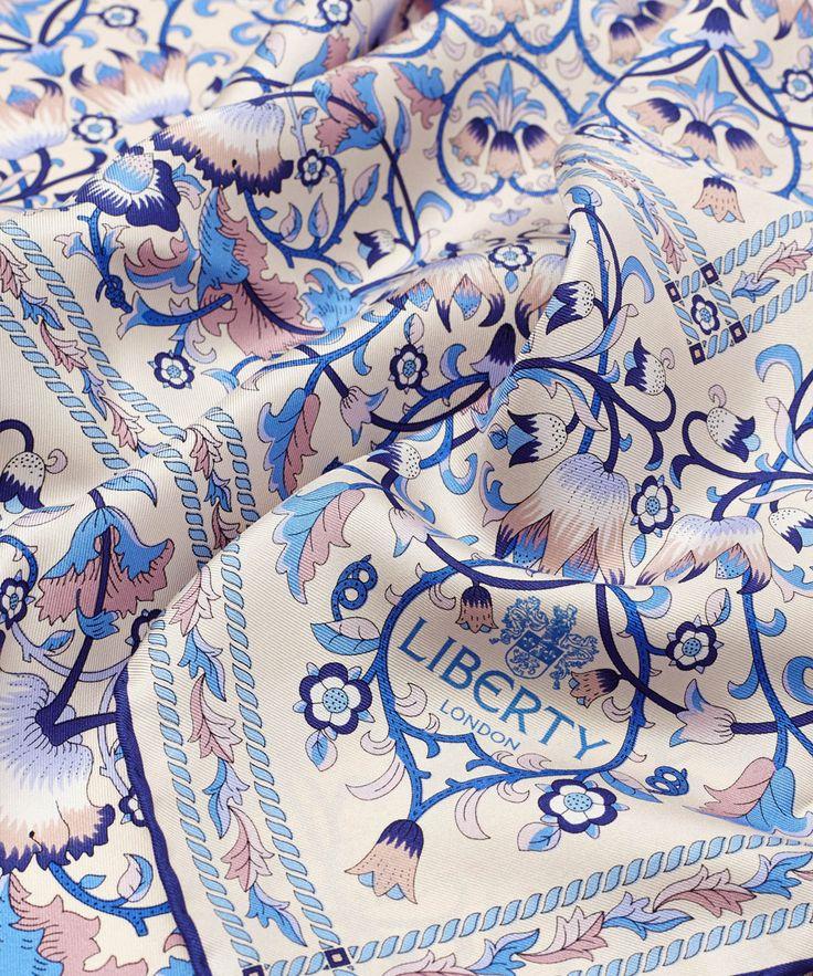 124 best Scarves images on Pinterest | Head scarfs, Silk scarves and ...