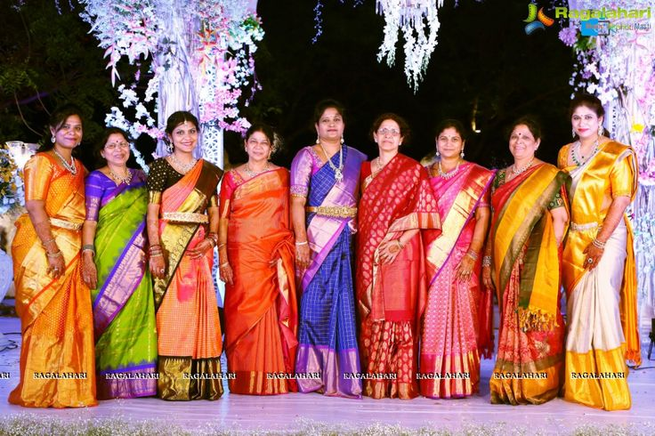 Hiya Reddy's Half Saree Celebration