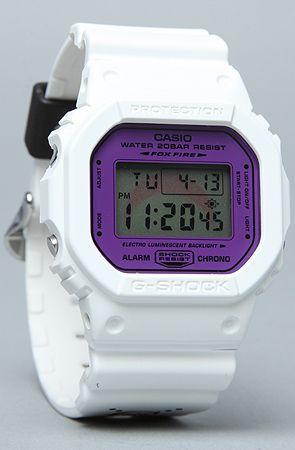 [G-Shock Limited] DW-5600BLK-7 и бренд одежды BLVCK SCVLE