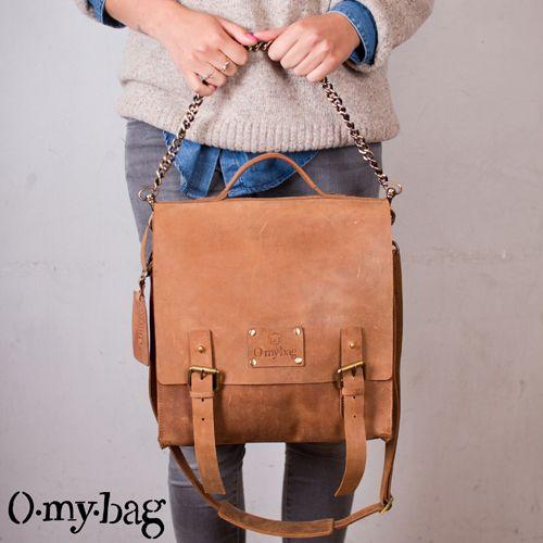 Leather Frankie Fierce Bag- i like this!