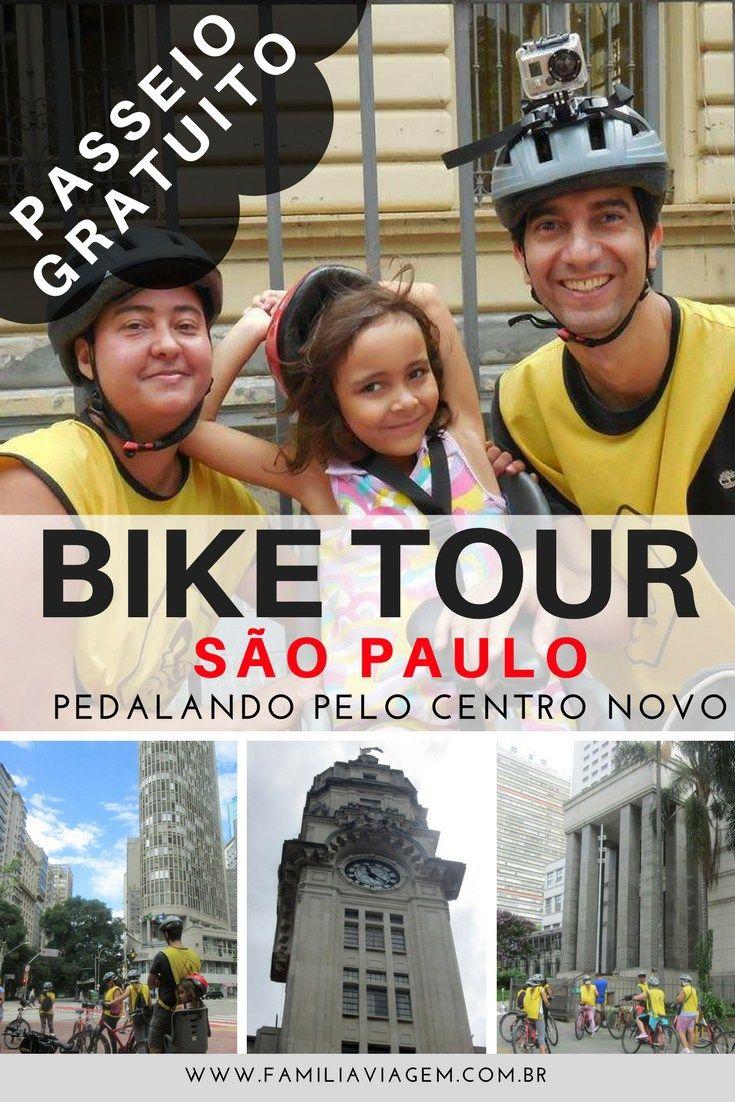 O Bike Tour SP é um projeto que promove vários roteiros de passeios culturais de bicicleta, todos gratuitos, pela cidade de São Paulo.