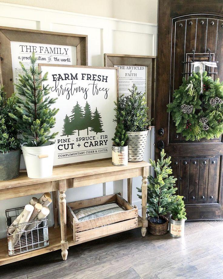 Farmhouse Kitchen Christmas Decor: Best 25+ Christmas Name Tags Ideas On Pinterest