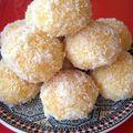 Pour l'Aïd el Fitr, j'avais préparé 4 sortes de gâteaux. La 1ère sorte que j'ai faite est un classique de la pâtisserie marocaine: Les...