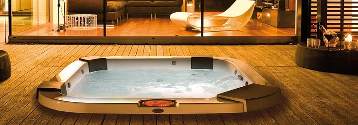 23 best Spa Jacuzzi TM (Jacuzzi is a Trade Mark) images on - whirlpool badewanne designs jacuzzi