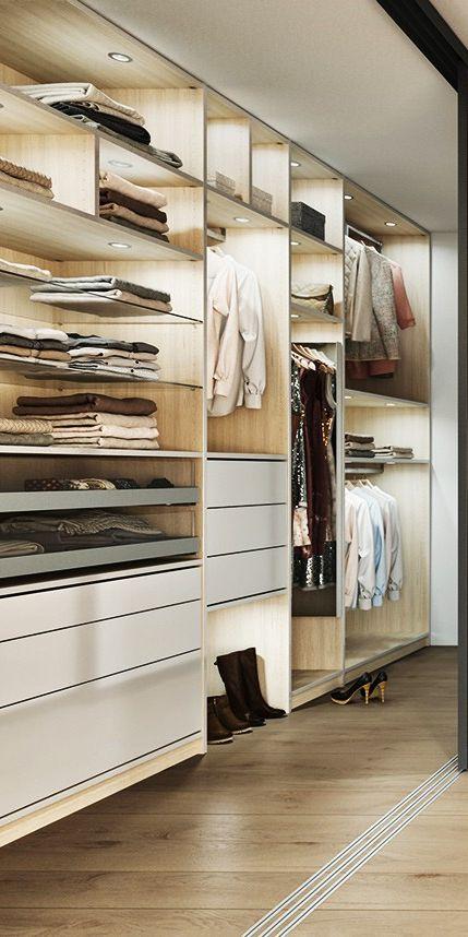 Ordnung im kleiderschrank diese tipps helfen beim for Minimalistischer kleiderschrank