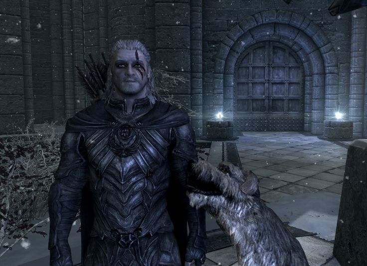 Find yourself someone who looks at you the way Vigilance looks at the Dragonborn. #games #Skyrim #elderscrolls #BE3 #gaming #videogames #Concours #NGC