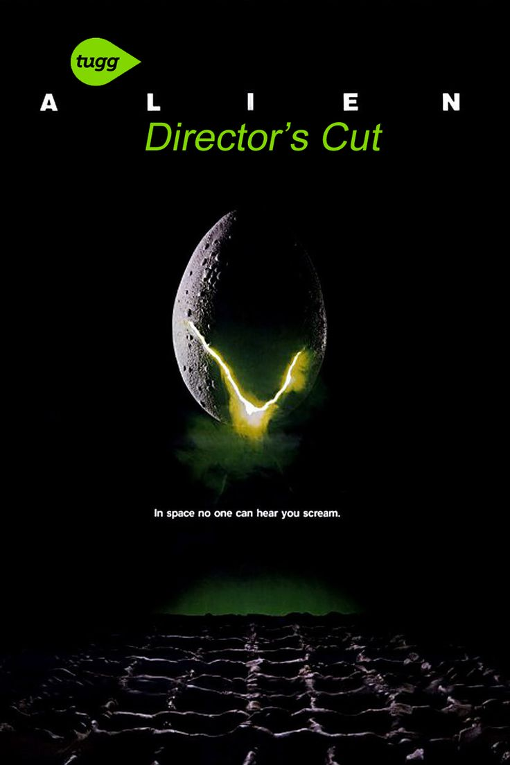 TUGG EVENT: Alien: Director's Cut!  See the Director's Cut of Ridley Scott's classic movie on the BIG SCREEN! One Night Only! Tugg events only happen if we get enough tickets reserved! We need 34 tickets reserved to make this event happen! Get your tickets at  http://www.tugg.com/events/7865 now!