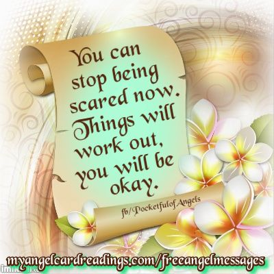 You can get YOUR own FREE Angel message HERE ➡  http://www.myangelcardreadings.com/freeangelmessages2