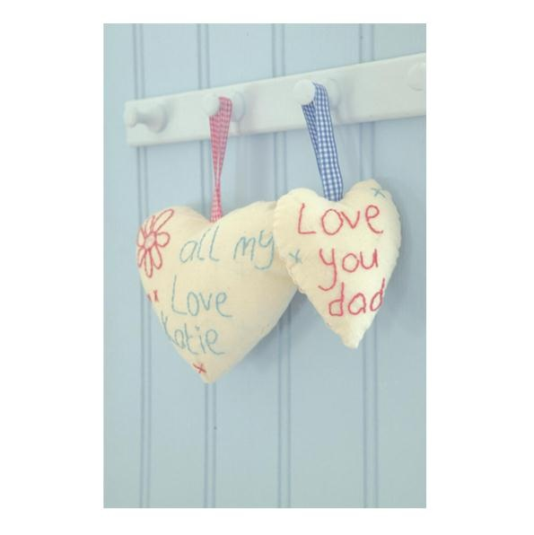 The Little Experience Craft Kits | Stitch It Love Hearts Kit