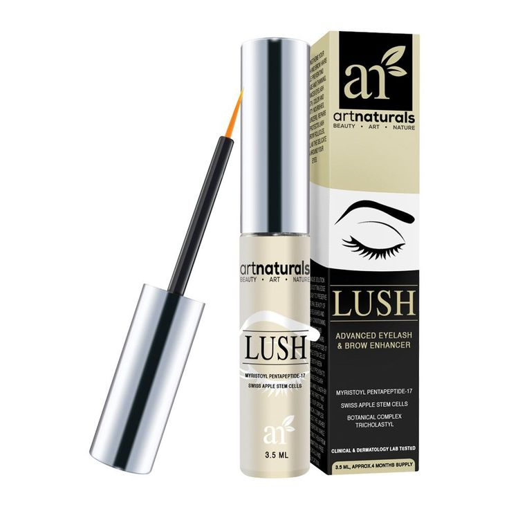artnaturals® LUSH Eyelash Serum ( 0.1 oz. / 3.5ml )