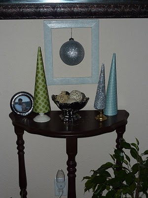 Simply Stoked: My holiday decorPaper Cones, Simply Stokes, Wee Bit, Paper Choice, Cones Trees, Paper Turn, Holiday Decor, Christmas Trees