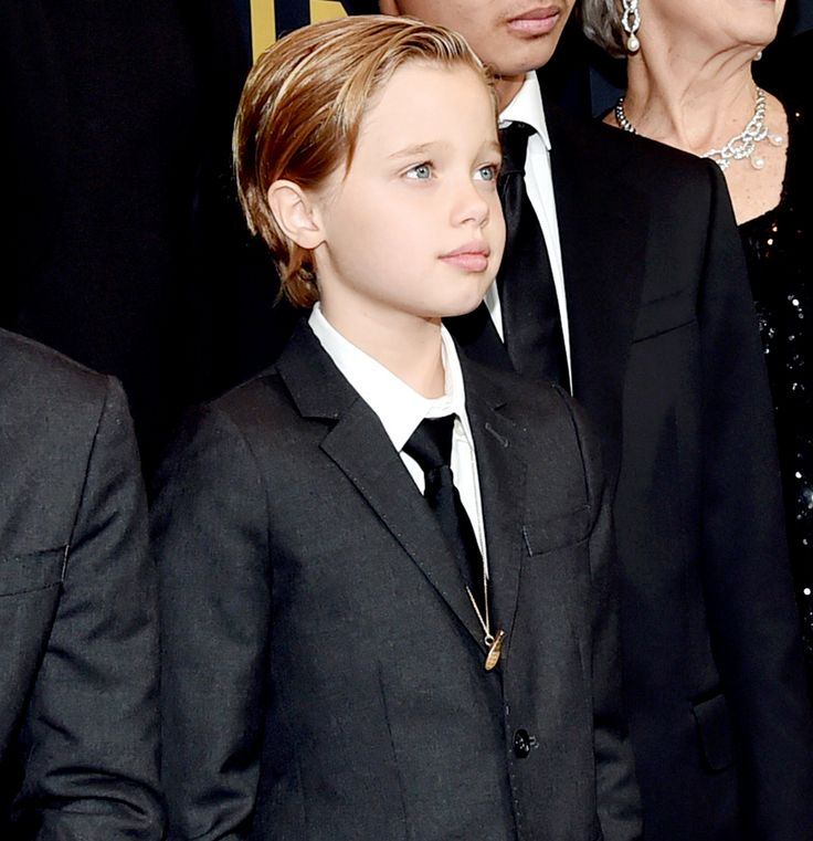 shiloh jolie-pitt's suit officially wins the day.