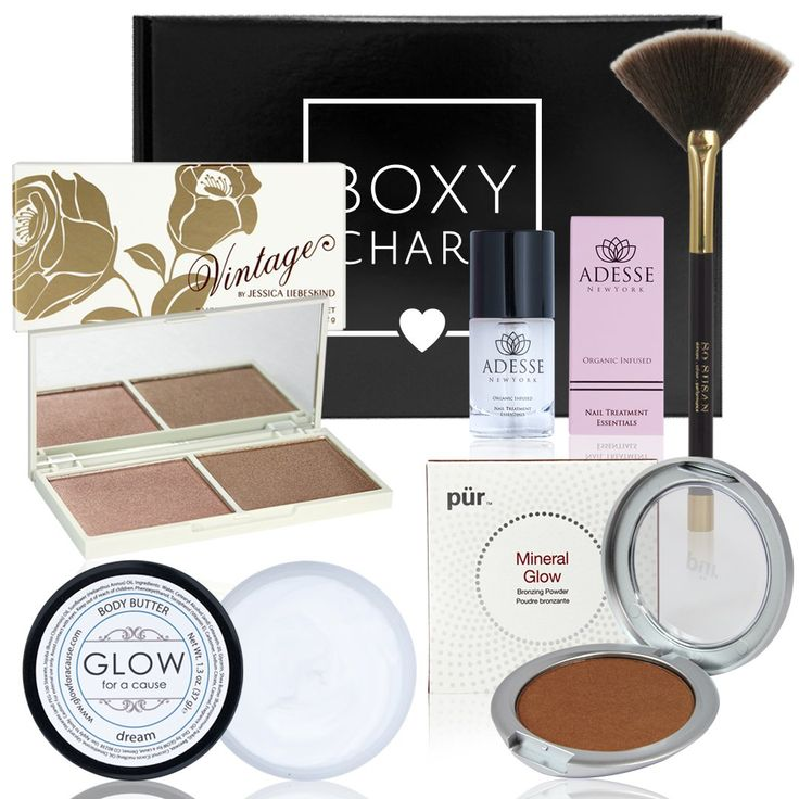 The only beauty box subscription with five full-size and luxury travel-size products for only $21 per month with a retail value over $100 & free shipping.