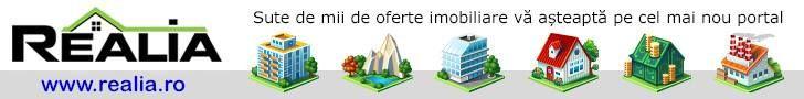 Vând, Cumpăr, Închiriez? Apartamente, Garsoniere, Terenuri Spații comerciale, Case, Birouri www.realia.ro