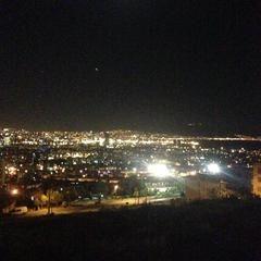 Şahin Tepesi Bornova  İzmir Yaz geceleri şarıl şarıl su sesiyle izmiri tepeden izleme keyfi...