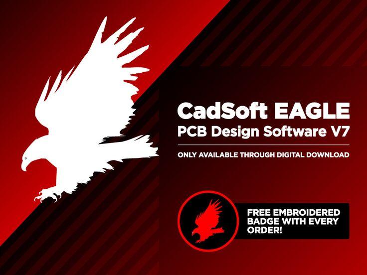 CadSoft EAGLE PCB Design Software V7