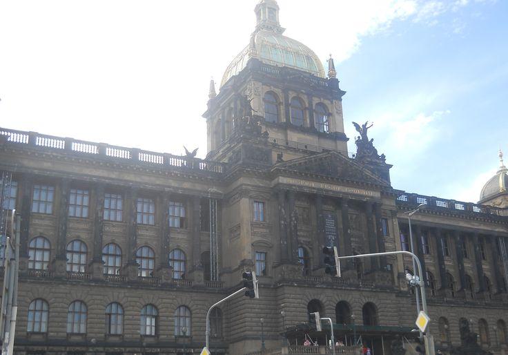 National muzeum, Prague