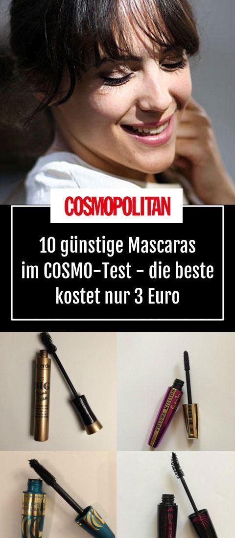 Günstige Mascara im Test: Wie gut ist Drogerie-Wimperntusche? – Beauty pinny