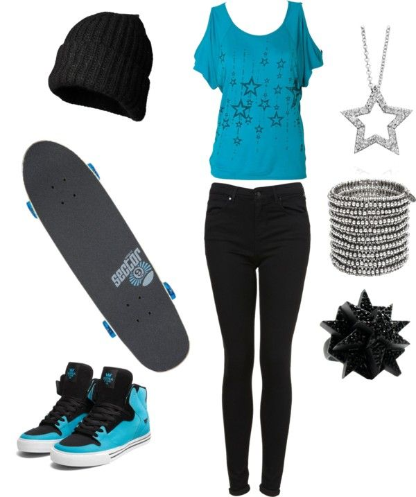 Best 25 skater outfits ideas on pinterest skater style - Cute tomboy outfits ...