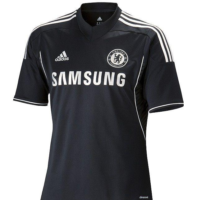 Chelsea third 13/14