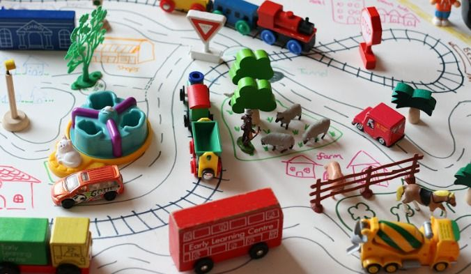 Transport and Movement – Tiny Town; An Integrated Unit for P/1/2Australian Curriculum Lessons