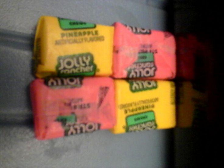 Jolly ranchers chews