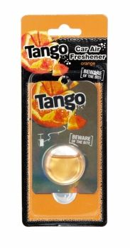 Tango Liquid Car Air Freshener Orange