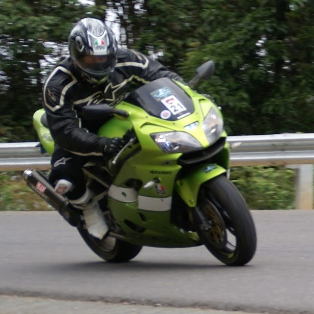 2003 Kawasaki ZX9R