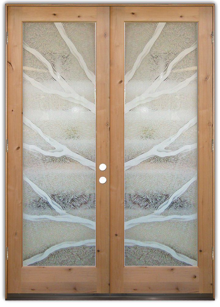 206 best glass front doors images on pinterest entrance doors branches double entry doors hand crafted sandblast frosted and planetlyrics Images