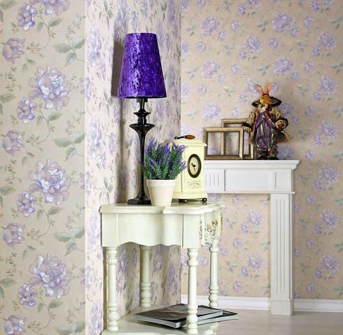 Oltre 25 fantastiche idee su carta da parati a fiori su - Tapeten wohnzimmer landhaus ...