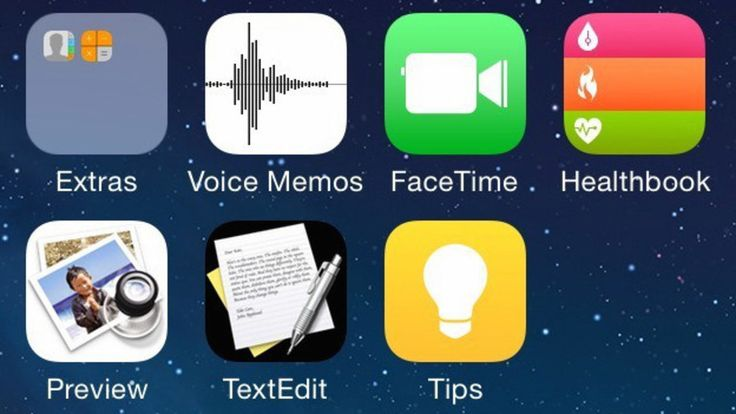 Alleged iOS 8 screenshots reveal Healthbook, TextEdit, and Preview apps