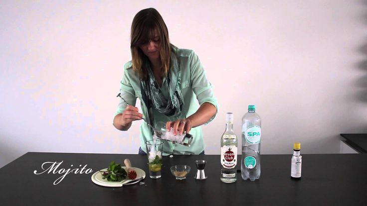 Hoe maak je de Mojito cocktail?