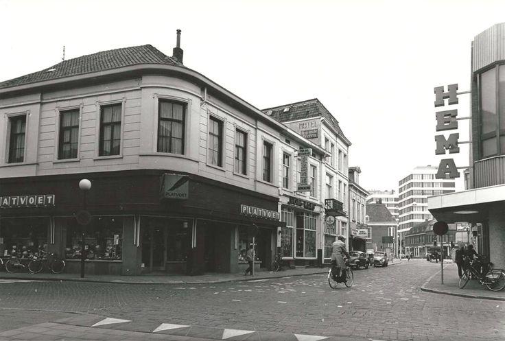 Hoek de Heurne/ de Klomp/  Langestraat/ Kalanderstraat