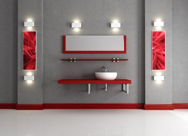 The 25+ best Red bathroom accessories ideas on Pinterest Black